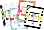 Paper Set - Chevron & Stripes