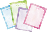 NEW! Tie-Dye and Ombré Computer Paper Set