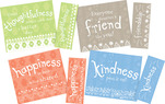 NEW! Celebrate Thoughtfulness Award & Bookmark Set
