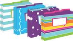 Happy File Folders