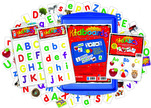 """NEW! Learning Magnets® - """"Now I Know my ABCs"""" Kit"""