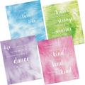 NEW! Art Print Set - Tie-Dye and Ombré