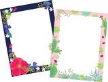 NEW! Petals & Prickles Computer Paper Set