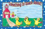 Something to Quack About Award