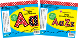 "Letter Pop-Outs Set - 2"" & 4"" Dots"