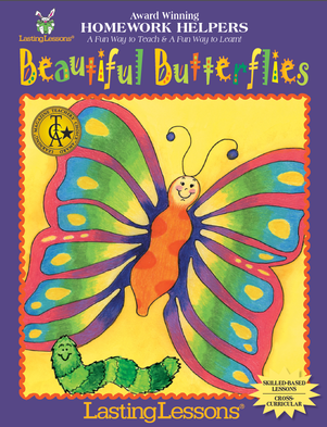 Beautiful Butterflies (downloadable PDF) picture