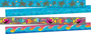 NEW! Kai Ola Border Set (two designs) - 70 Feet/Set picture