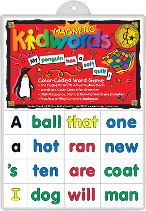 Learning Magnets® High-Frequency Words picture