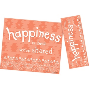 NEW! Happiness Awards & Bookmarks Set picture