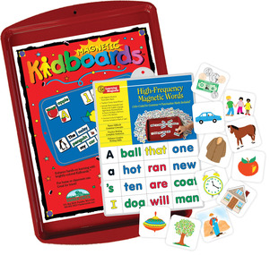 Learning Magnet Words and Picture Kit picture