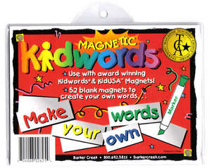 Magnetic Kidwords®-Make Your Own Words picture