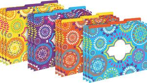 Moroccan File Folders picture