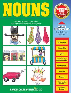 Nouns (downloadable PDF) picture