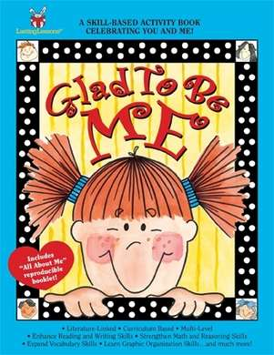 Glad To Be Me (downloadable PDF) picture