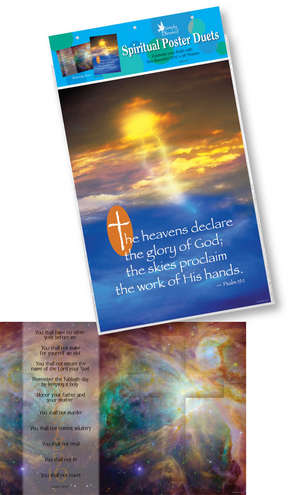 NEW! Poster Duets - Heavenly Hosts picture