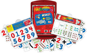 Learning Magnets® Numbers & Counting Units Activity Kit picture