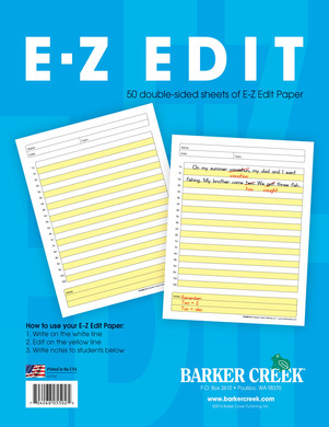UPDATED! E-Z Edit™ Paper picture