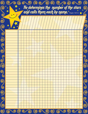 Number of Stars Incentive Chart picture