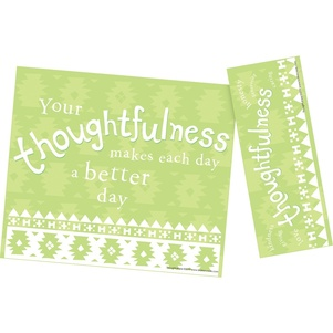 NEW! Thoughtfulness Awards & Bookmarks Set picture
