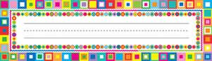 Retro Name Plates picture