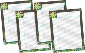 NEW! Incentive Chart - Prickles Chocolate (4-pack) picture