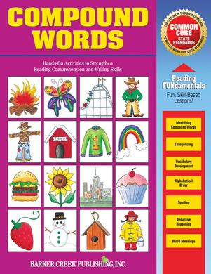 Compound Words (downloadable PDF) picture