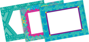 Bohemian Name Tags picture