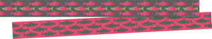 NEW! Sea & Sky Double-Sided Trim - Salmon picture