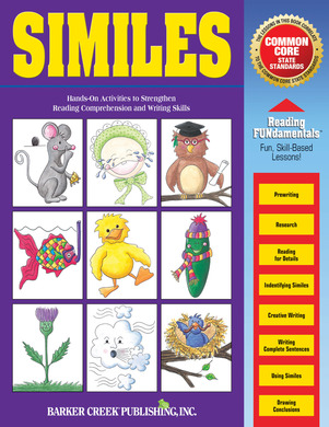 Similes (downloadable PDF) picture