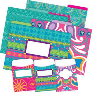 Folder/Pocket Set - Bohemian picture