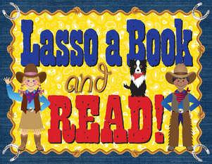 Lasso A Book picture