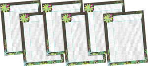 NEW! Incentive Chart - Prickles Chocolate (6-pack) picture