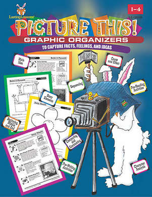 Picture This! Graphic Organizers (downloadable PDF) picture