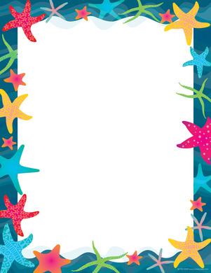 NEW! Kai Ola Starfish Computer Paper picture