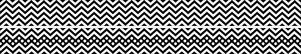 Chevron - Black Double-Sided Trim picture