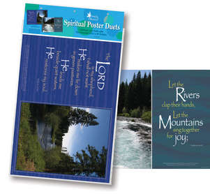 NEW! Poster Duets - Peaceful Waters picture