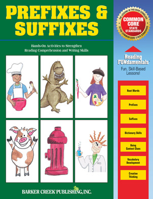 Prefixes & Suffixes picture