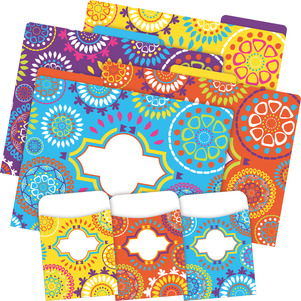 Folder/Pocket Set - Moroccan picture