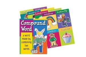 Compound Words Chart Set picture