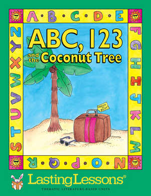ABC 123 and the Coconut Tree (downloadable PDF) picture