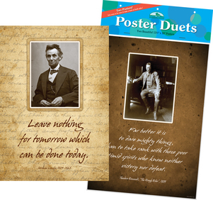 Poster Duets - Presidential picture