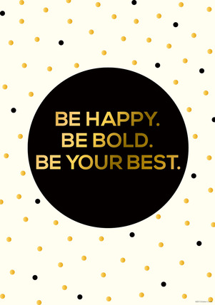 Be Happy Poster picture
