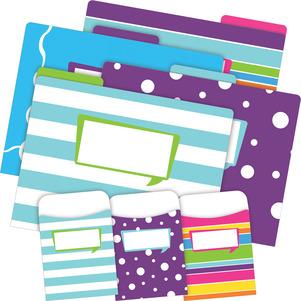 Folder/Pocket Set - Happy picture