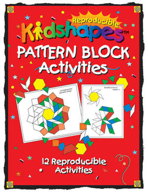 Kidshapes™ Pattern Block Activities (digital download) picture