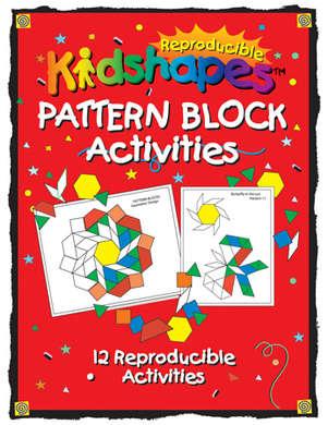 Kidshapes™ Pattern Block Activities (digital download) picture