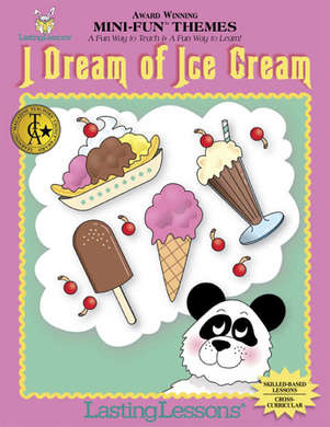 I Dream of Ice Cream (downloadable PDF) picture