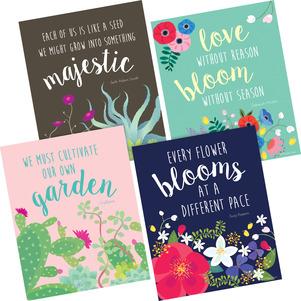NEW! Art Print Set - Petals & Prickles picture