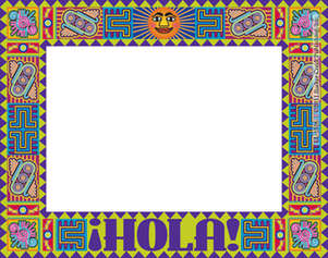 Spanish Name Tags picture