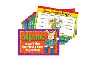 Adjectives Chart Set picture