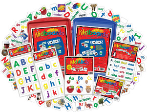 NEW! Learning Magnets® - Language Arts Kit picture